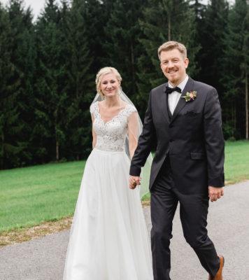 Standesamtliche Hochzeit Enns Schloss Ennsegg, Linz