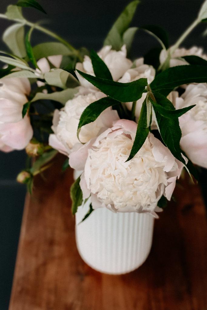 Pfingstrosen, Peonies, DIY Blumenstrauß, Andrea Staska, Gartenfotografie, Lifestylefotografie Linz